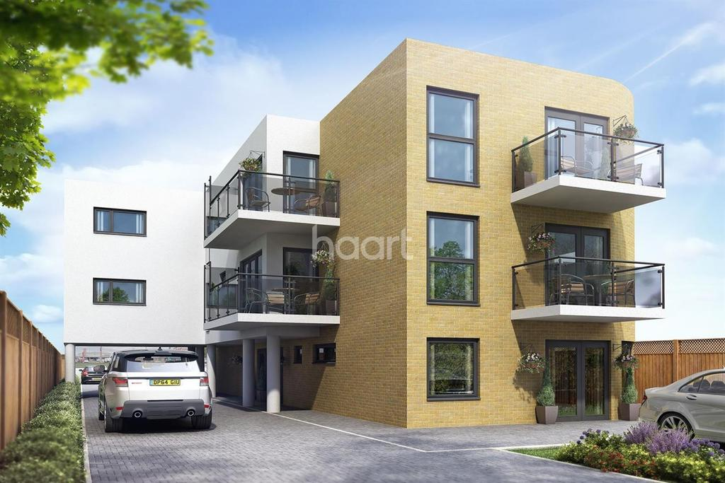 2 Bedrooms Flat for sale in Tara Court, Southend Arterial Road