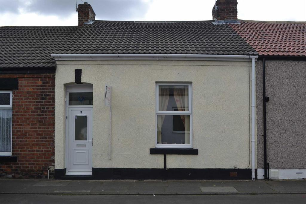 2 Bedrooms Cottage House for sale in Lumley Street, Sunderland