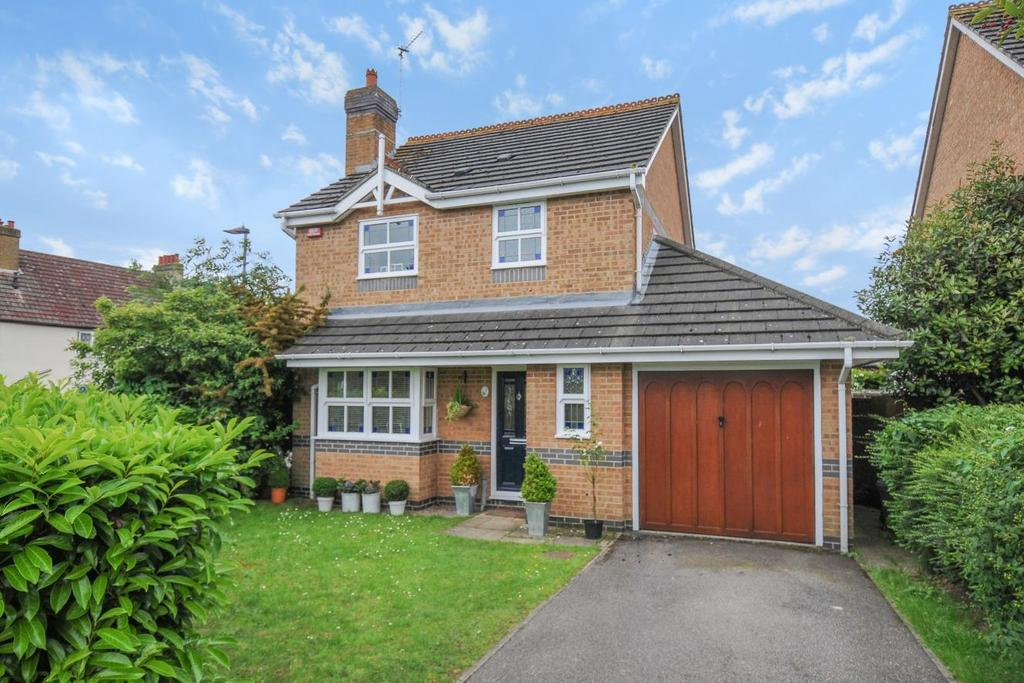 3 Bedrooms Detached House for sale in Lavender Close, Bromley, BR2