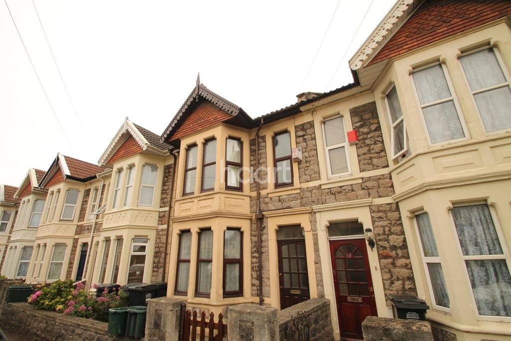 4 Bedrooms Terraced House for sale in Weston super Mare