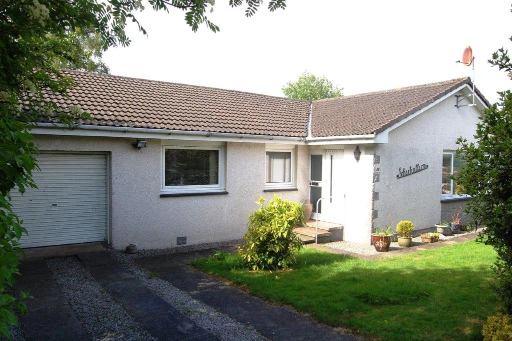 3 Bedrooms Detached House for sale in Schiehallion, 26 Boreland Road, Kirkcudbright, Dumfries and Galloway, DG6