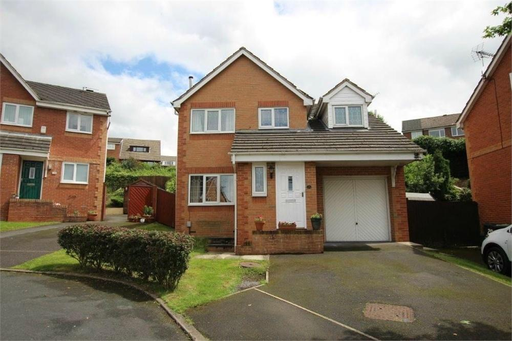 4 Bedrooms Detached House for sale in Fisher Way, HECKMONDWIKE, West Yorkshire