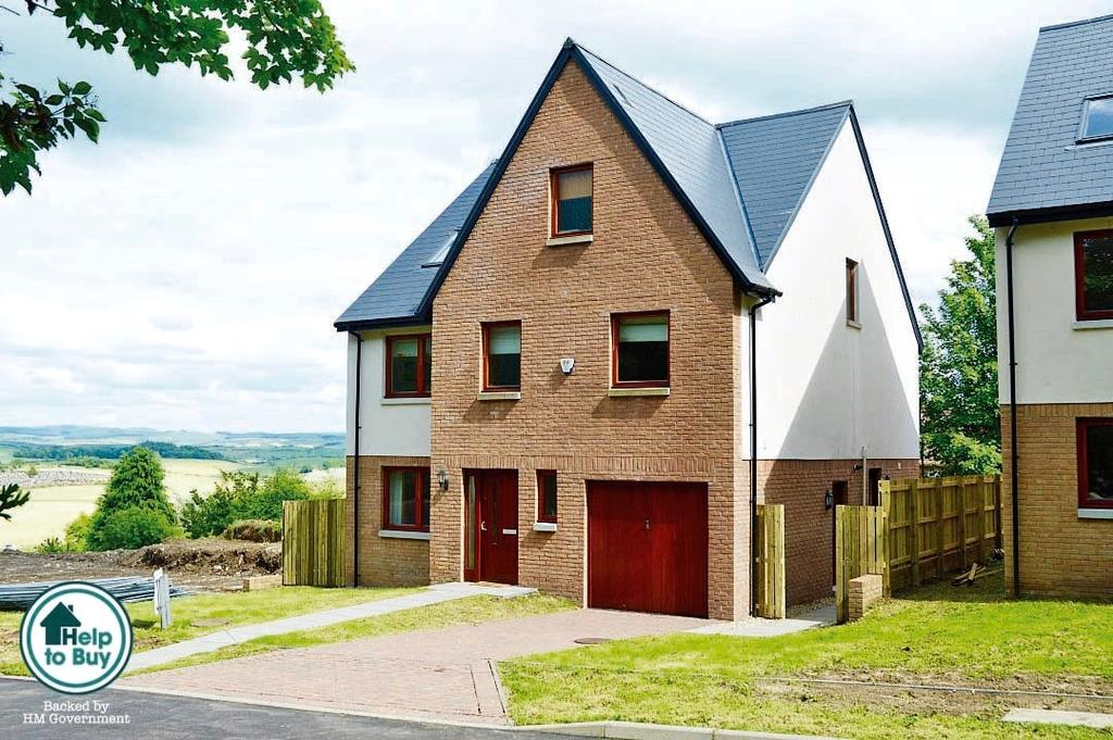 5 Bedrooms Detached House for sale in Westchurch, Maybole, Ayrshire, KA19 7EB