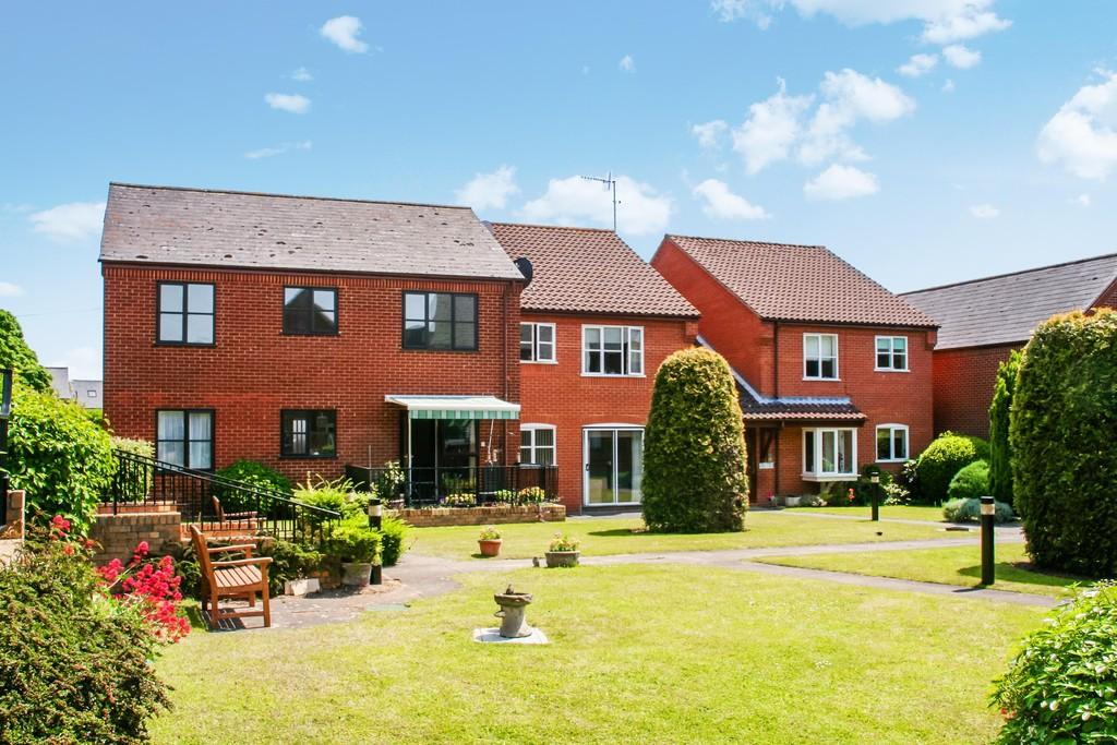 2 Bedrooms Sheltered Housing Retirement Property for sale in Tanyard Court, Woodbridge