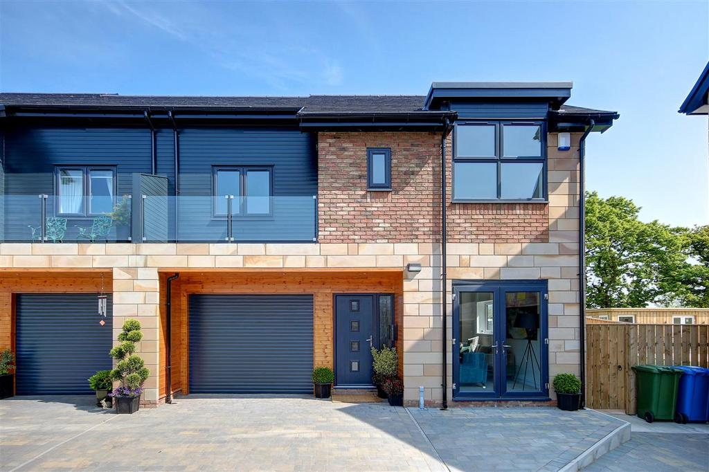 3 Bedrooms Town House for sale in Arcot Grange, Arcot Lane, Cramlington