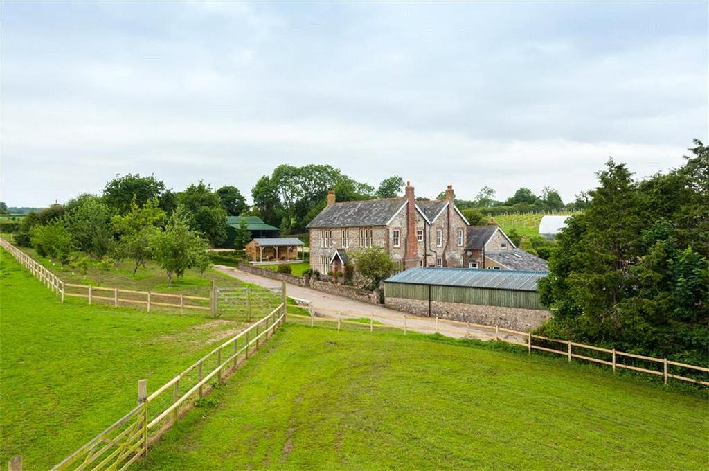 5 Bedrooms Farm House Character Property for sale in Cotleigh, Honiton, Devon, EX14