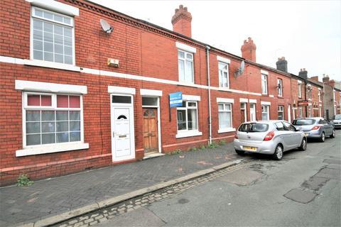 2 bedroom terraced house to rent - Myrtle Street, Crewe