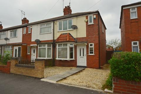 2 bedroom end of terrace house to rent - Westlands Road, West Hull