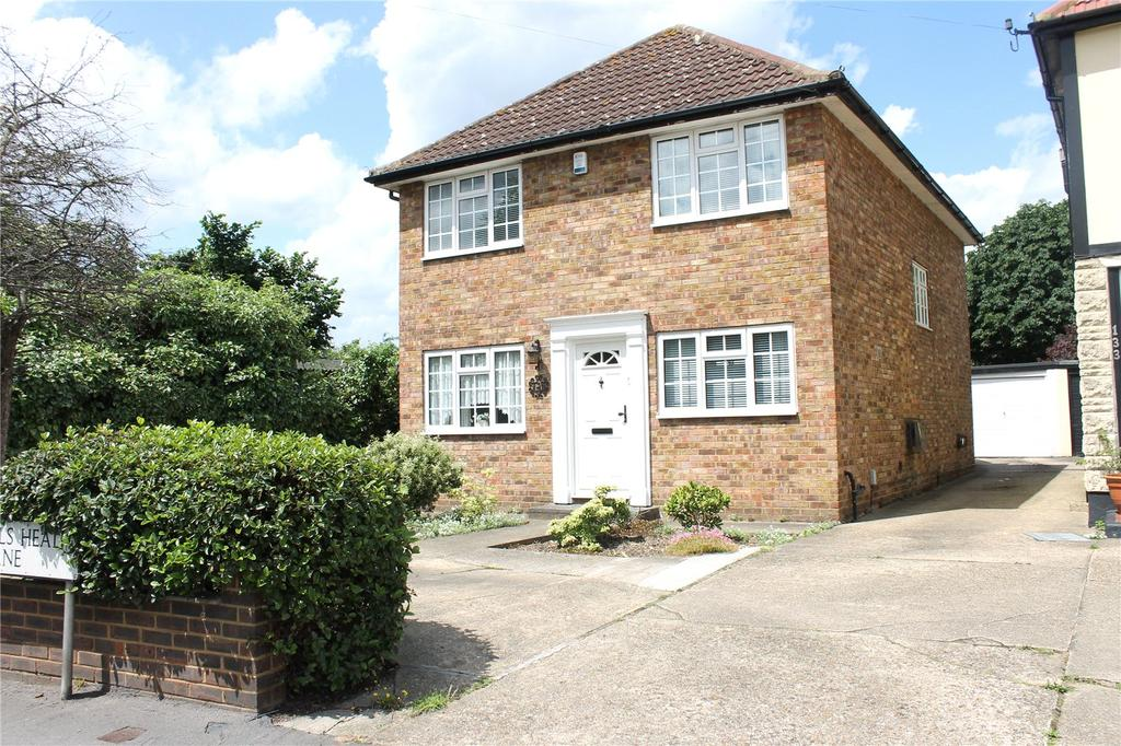 3 Bedrooms Detached House for sale in Squirrels Heath Lane, Hornchurch, RM11