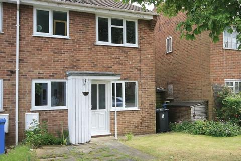 1 bedroom end of terrace house for sale - LOCKINGTON CLOSE, CHELLASTON