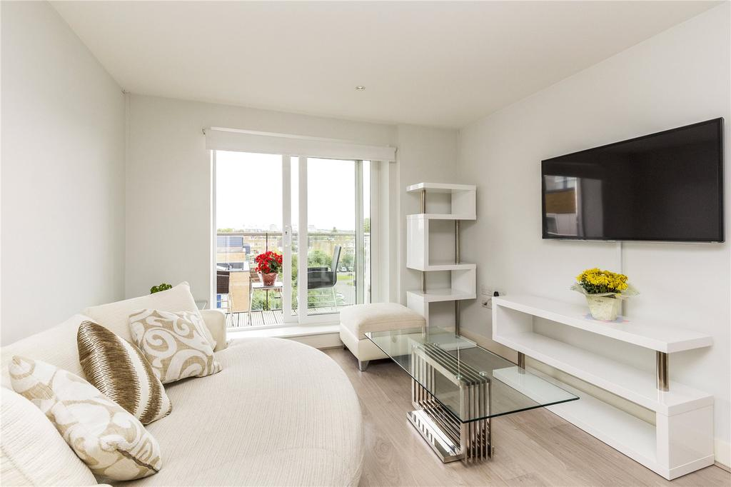 1 Bedroom Flat for sale in Napier House, Bromyard Avenue, London, W3