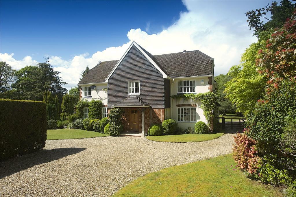 4 Bedrooms Detached House for sale in Grange Road, Wareham, Dorset, BH20