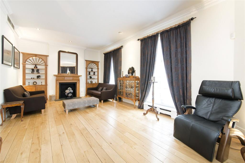 4 Bedrooms Terraced House for sale in Lupus Street, Pimlico, London, SW1V
