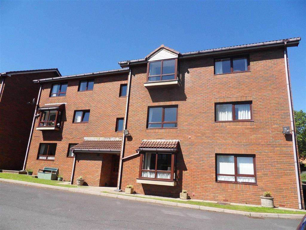 2 Bedrooms Apartment Flat for sale in Folland Court, Swansea, Swansea