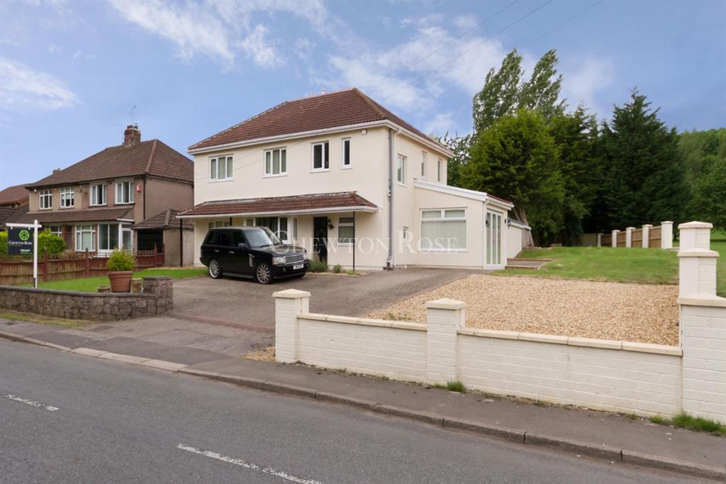 4 Bedrooms Detached House for sale in Llanwern, Newport