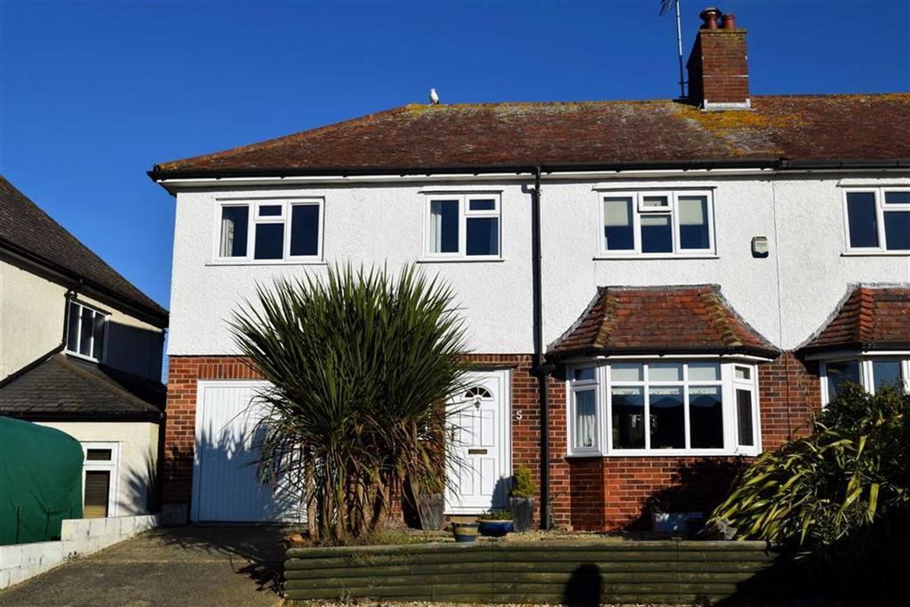5 Bedrooms Semi Detached House for sale in Elwell, Bridport, Bridport, Dorset, DT6