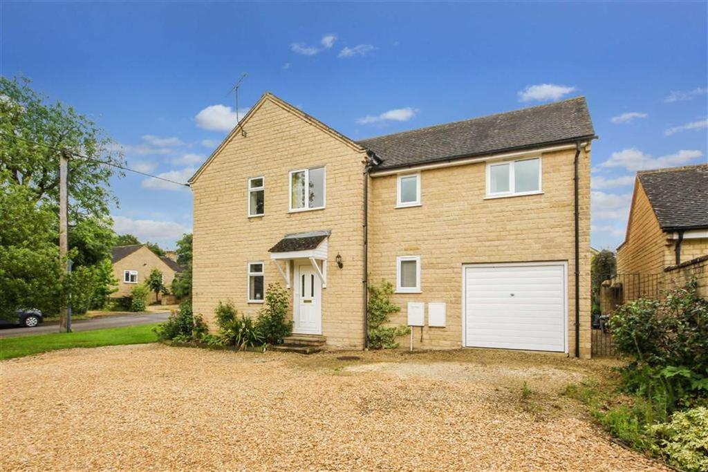 4 Bedrooms Detached House for sale in Church Road, Milton-under-Wychwood, Oxfordshire