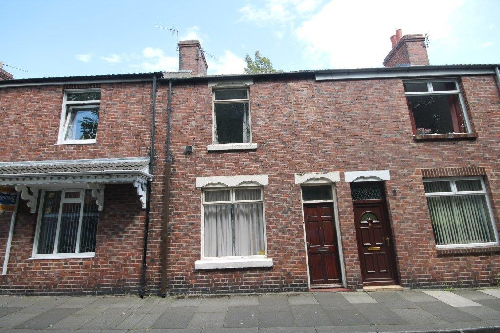 2 Bedrooms Terraced House for sale in Windsor Terrace, Shildon