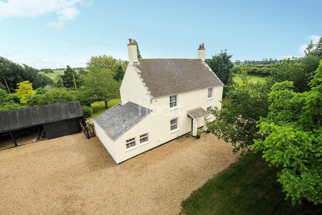 4 Bedrooms Detached House for sale in Dovecote Farm, Somersham