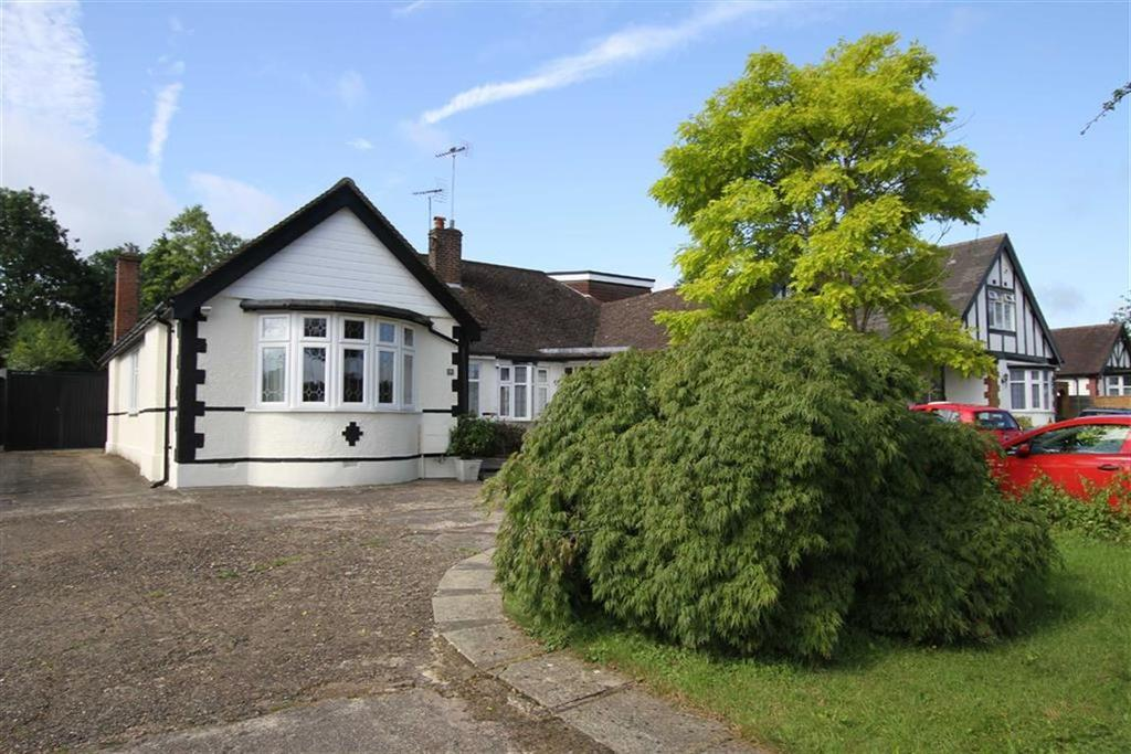 3 Bedrooms Semi Detached Bungalow for sale in Byng Drive, Potters Bar, Herts, EN6