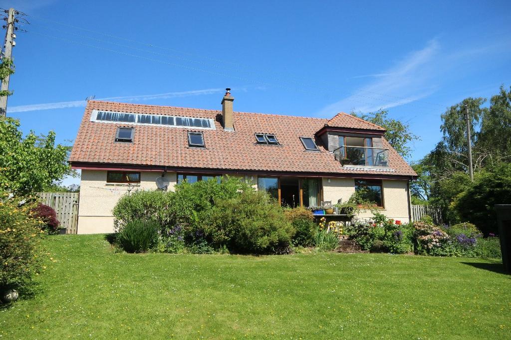 6 Bedrooms Detached House for sale in Sol-Y-Mar, Forgandenny Road, Bridge of Earn, Perthshire, PH2 9EZ