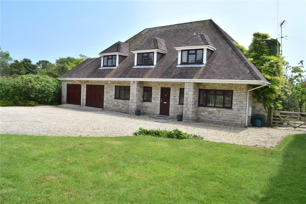 5 Bedrooms Detached House for sale in Rhode Lane, Uplyme, Lyme Regis, Dorset