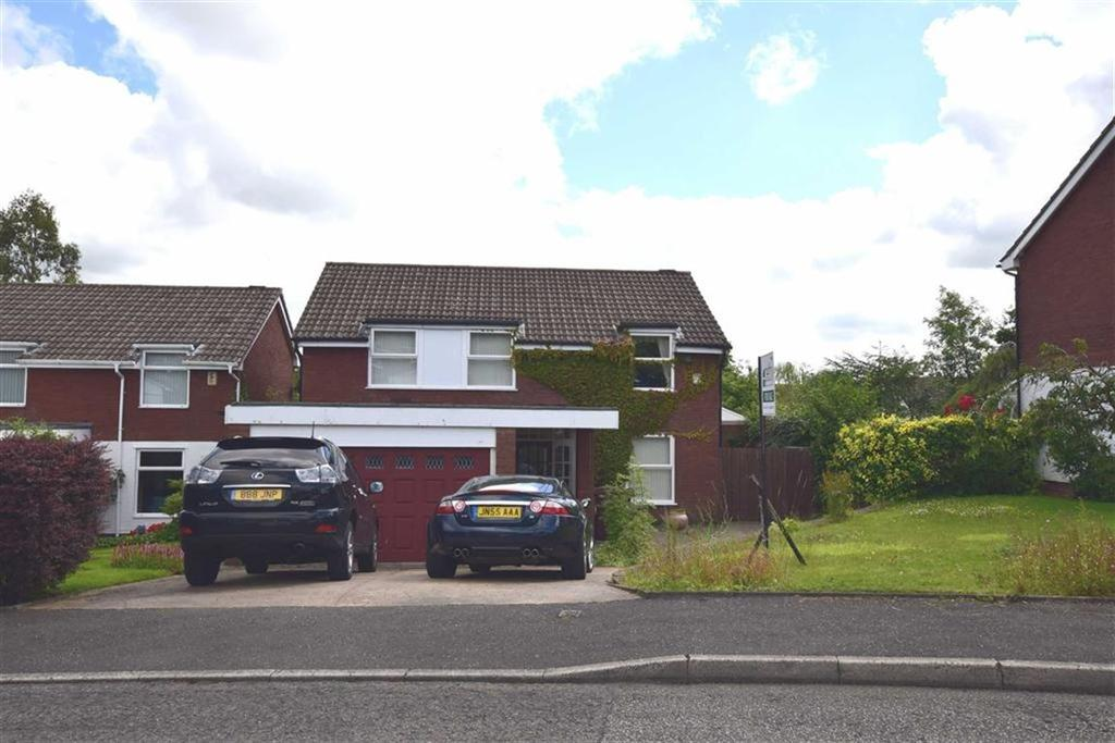 4 Bedrooms Detached House for sale in Skiddaw Close, Burnley, Lancashire