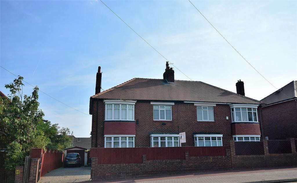 3 Bedrooms Semi Detached House for sale in The Broadway, High Barnes, Sunderland