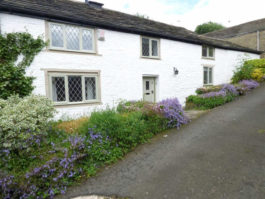 4 Bedrooms Cottage House for sale in Hague Street, Glossop, Derbyshire, SK13