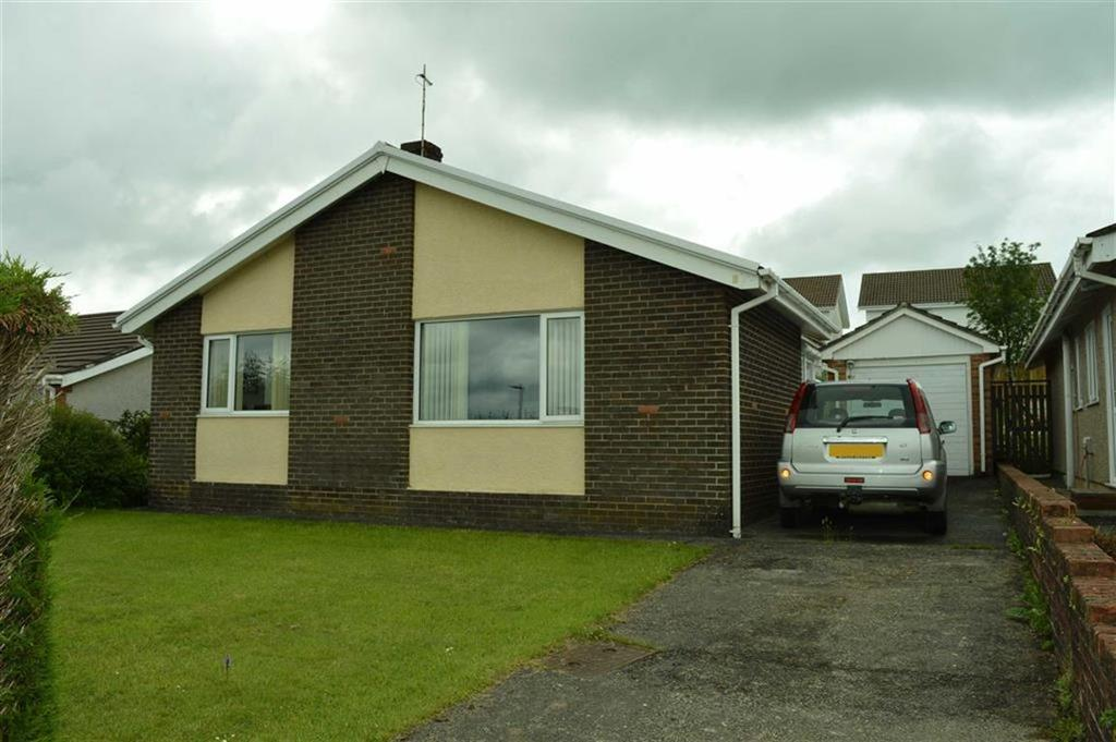 3 Bedrooms Detached Bungalow for sale in Ynys Werdd, SWANSEA, SA4