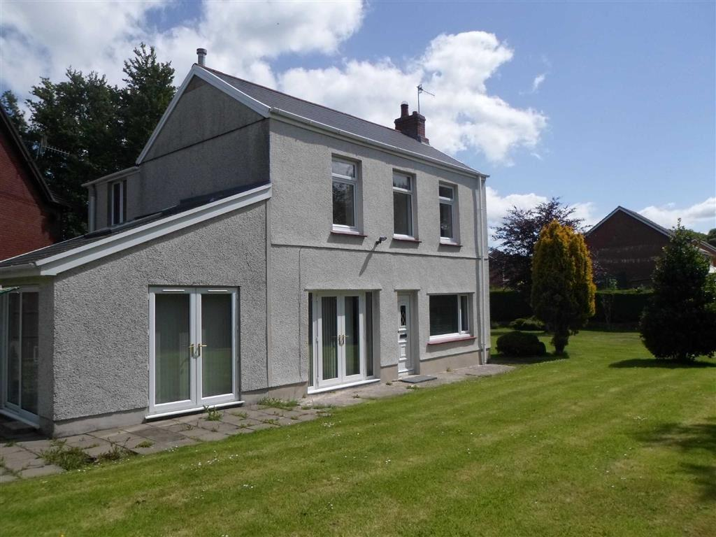 3 Bedrooms Detached House for sale in Bwrw Road, Swansea, SA4