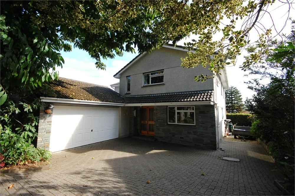 5 Bedrooms Detached House for sale in 3 Hanson Drive, FOWEY, Cornwall