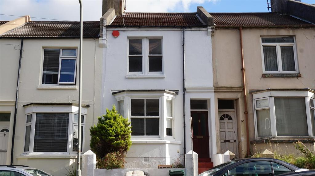 2 Bedrooms Terraced House for sale in Dewe Road