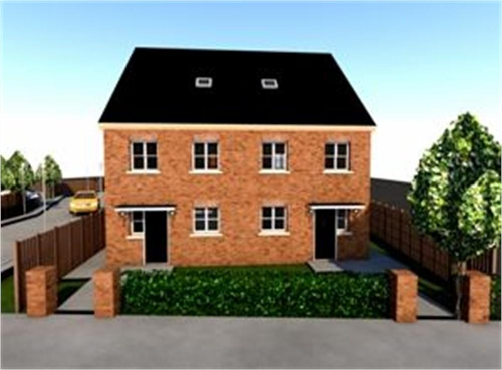 4 Bedrooms Semi Detached House for sale in Off Wombwell Lane, Wombwell, BARNSLEY, South Yorkshire