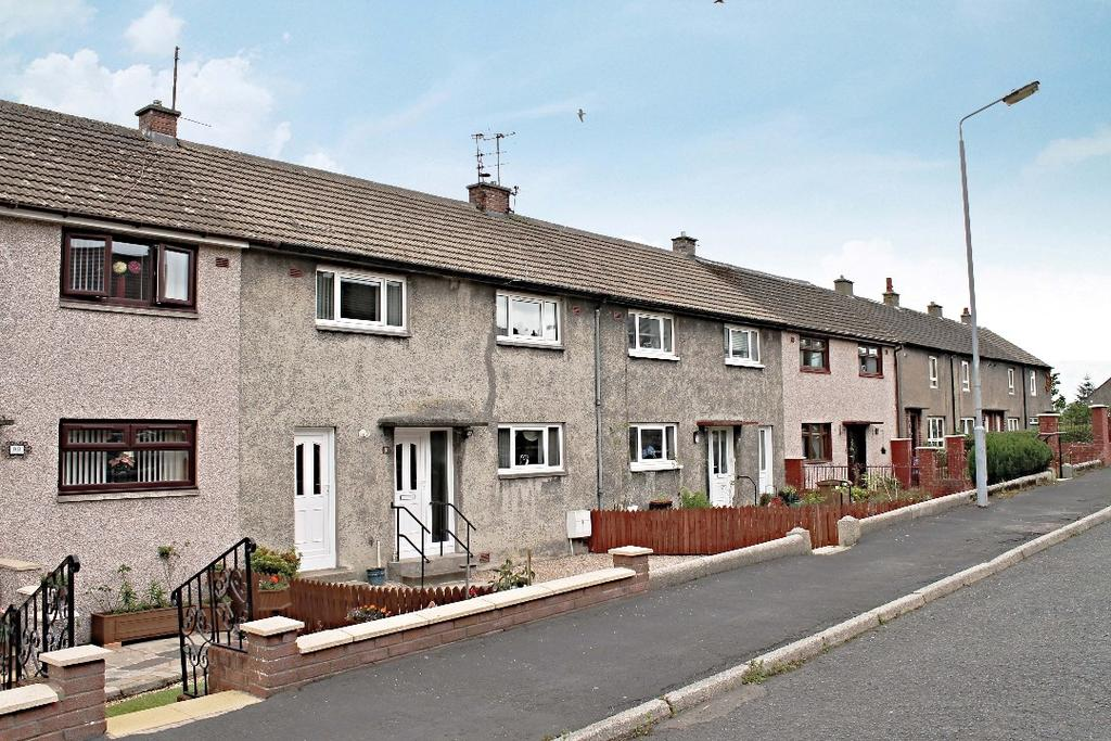 3 Bedrooms Terraced House for sale in Holland Crescent, Cumnock, Ayrshire, KA18 1PY