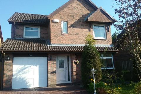 4 bedroom detached house to rent - Lismore Place, Newton Mearns, Glasgow, G77 6UQ