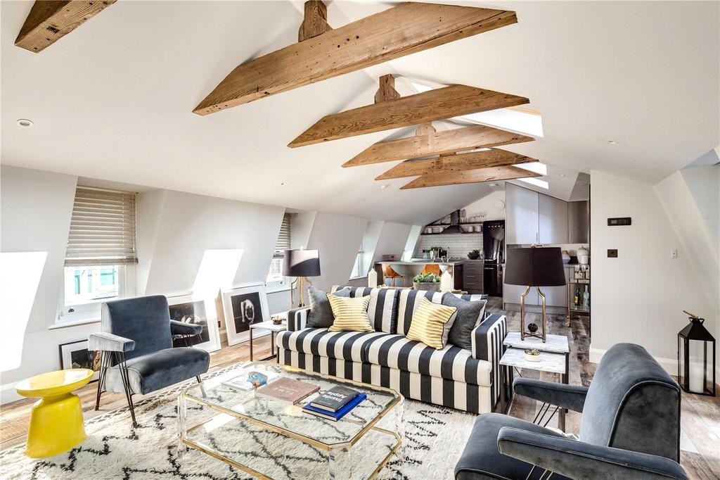 2 Bedrooms Apartment Flat for sale in Strand, Covent Garden, WC2R