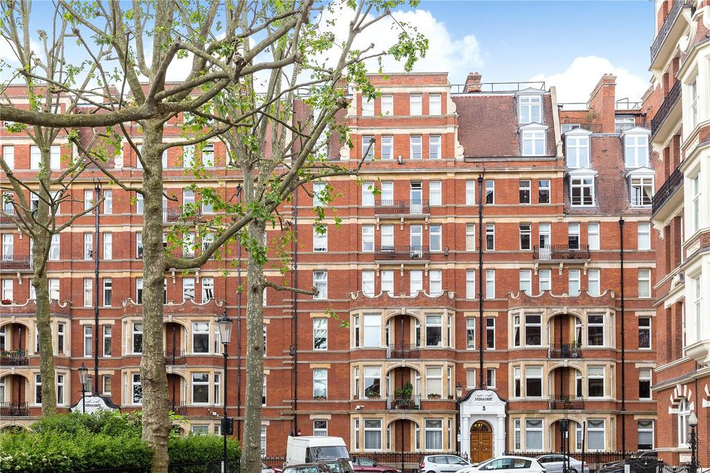 4 Bedrooms Flat for sale in Iverna Court, Kensington, London