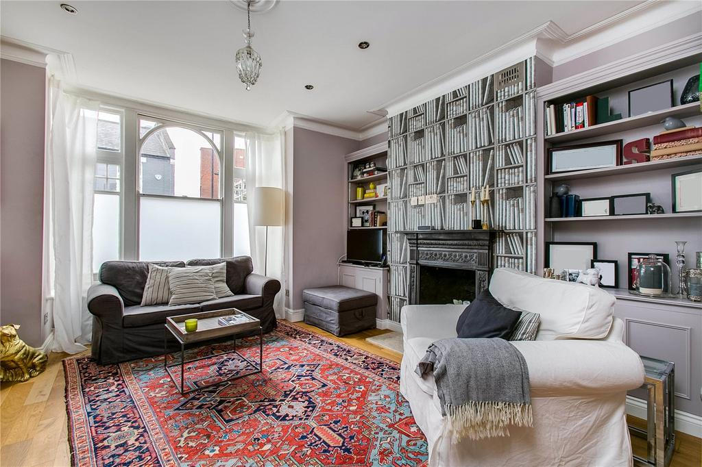 3 Bedrooms Flat for sale in Bishops Road, Fulham, London