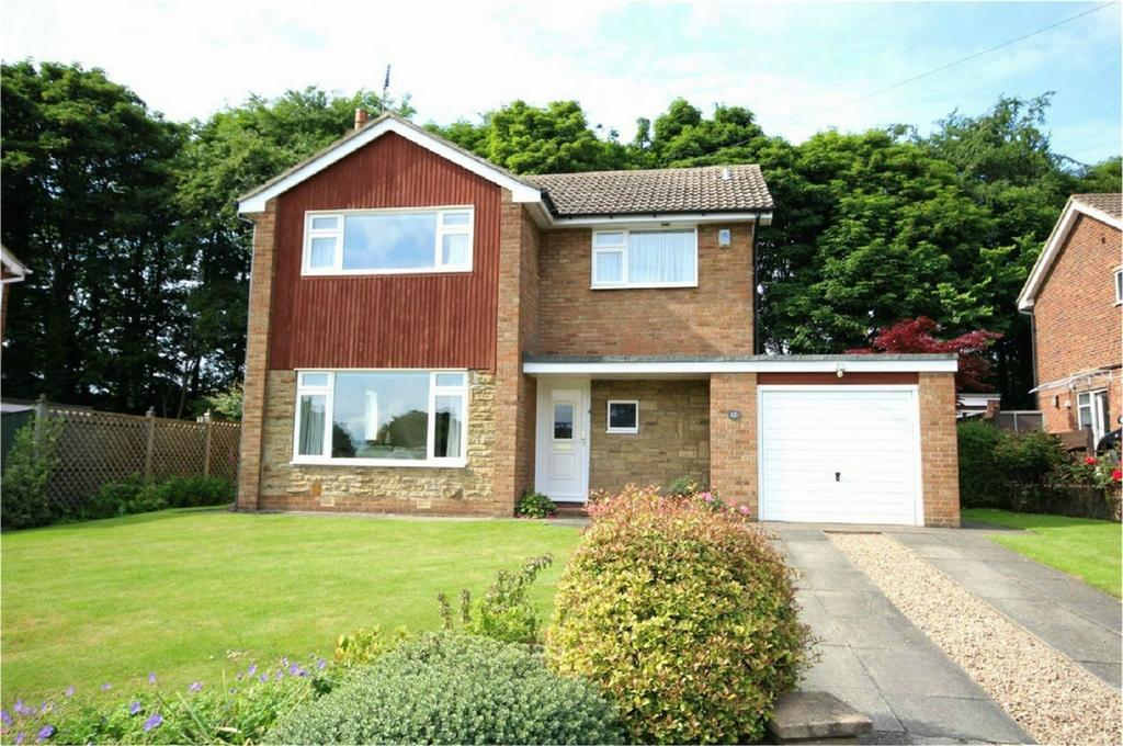 3 Bedrooms Detached House for sale in West Parklands Drive, North Ferriby, East Riding of Yorkshire