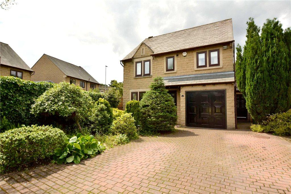5 Bedrooms Detached House for sale in Sheridan Close, Pudsey, West Yorkshire