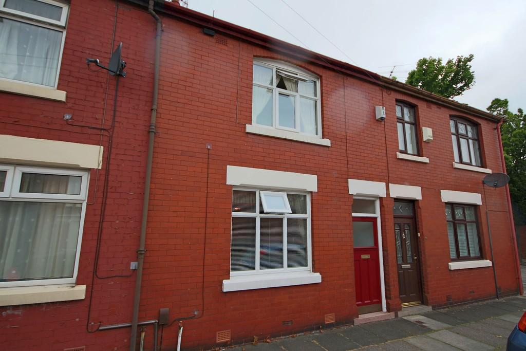2 Bedrooms Terraced House for sale in Lulworth Avenue, Ashton-On-Ribble, Preston