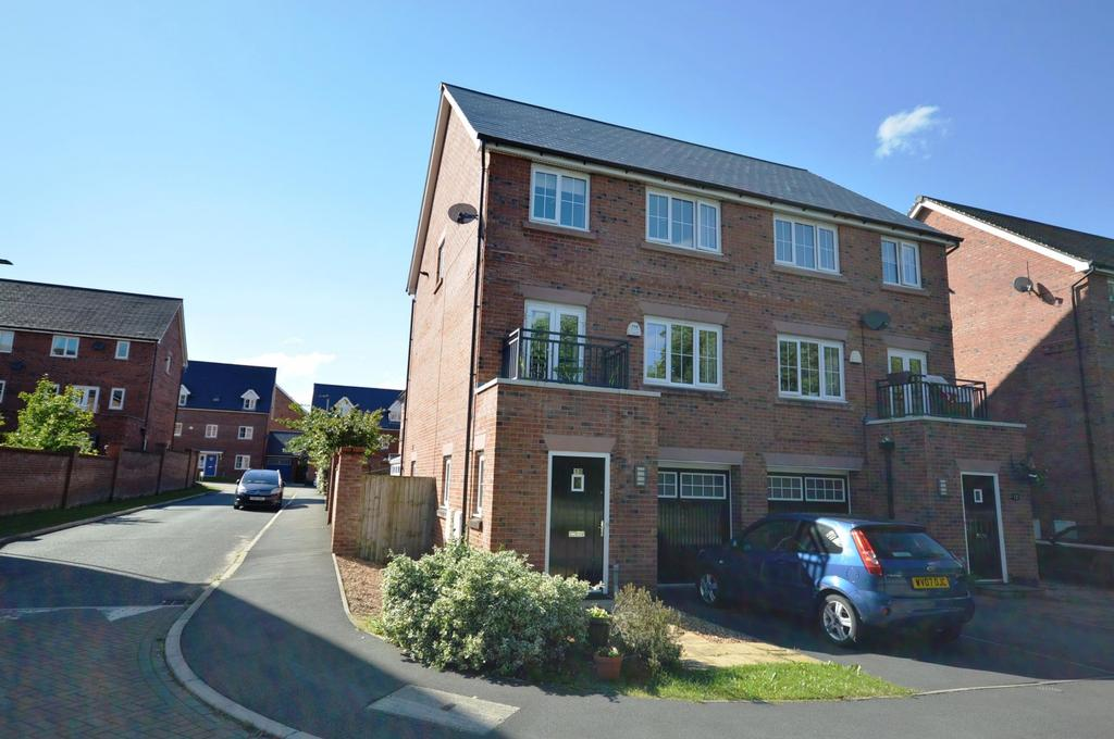 4 Bedrooms Mews House for sale in Millington Gardens, Lymm