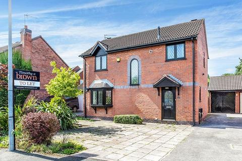 3 bedroom detached house to rent - Ayrshire Way, Congleton