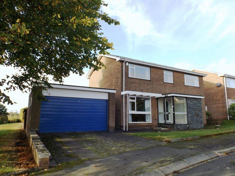 4 Bedrooms Detached House for sale in The Limes, Stannington