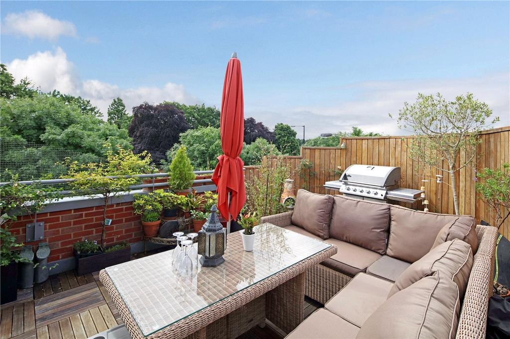 2 Bedrooms Unique Property for sale in George Court, Norstead Place, Putney, London, SW15
