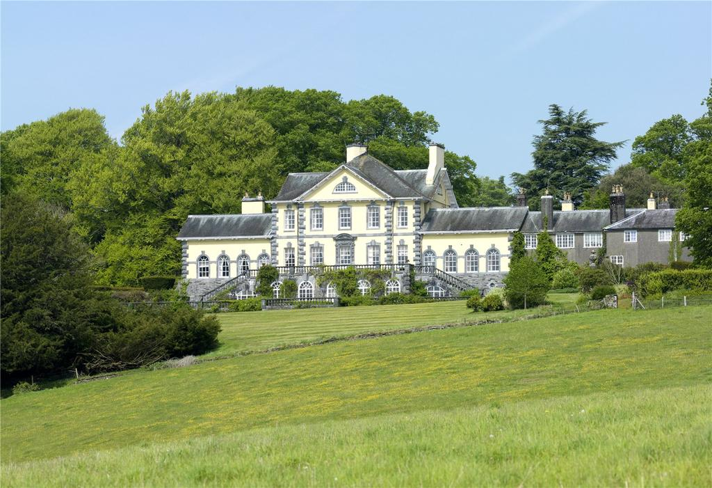 13 Bedrooms Detached House for sale in Ffynone, Boncath, Pembrokeshire, SA37