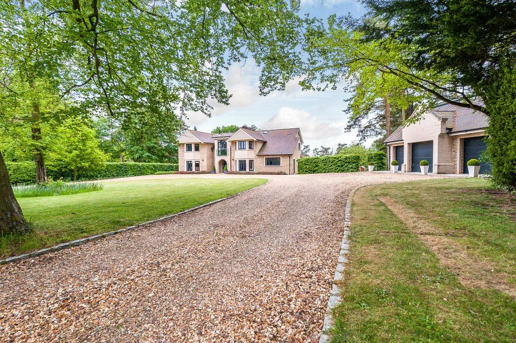 5 Bedrooms Detached House for sale in Perry Green, Much Hadham, Hertfordshire, SG10