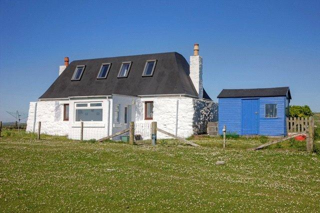 3 Bedrooms Detached House for sale in The Anchorage, Scarinish, Isle of Tiree, Argyll and Bute, PA77