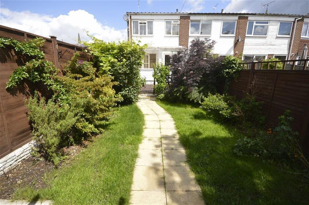 3 Bedrooms End Of Terrace House for sale in Kiln House Close, Ware, Hertfordshire, SG12